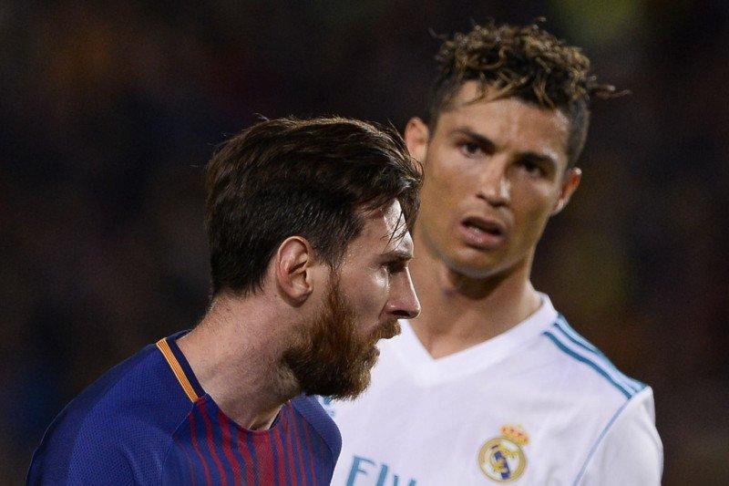 Messi rindukan persaingan bersama Ronaldo di Liga Spanyol
