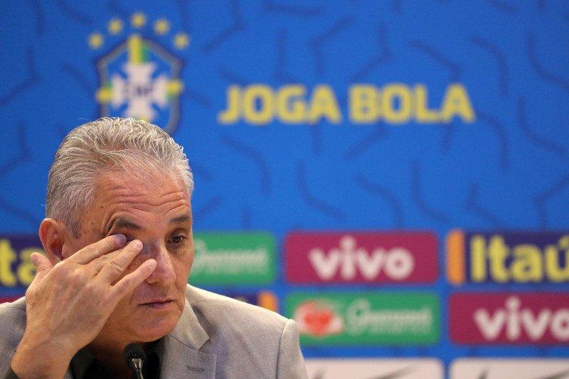 Federasi sepak bola Brasil gagal sesuaikan jadwal timnas dan liga