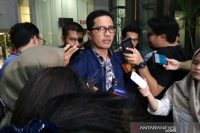 KPK konfirmasi saksi Sri Hartoyo terkait pertemuan dengan Rizal Djalil