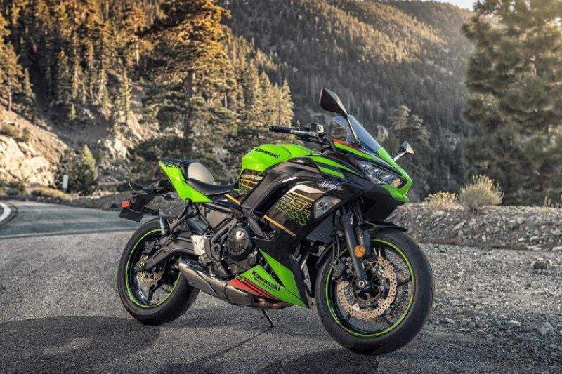 Kawasaki Ninja 650 edisi 2020 diperbarui