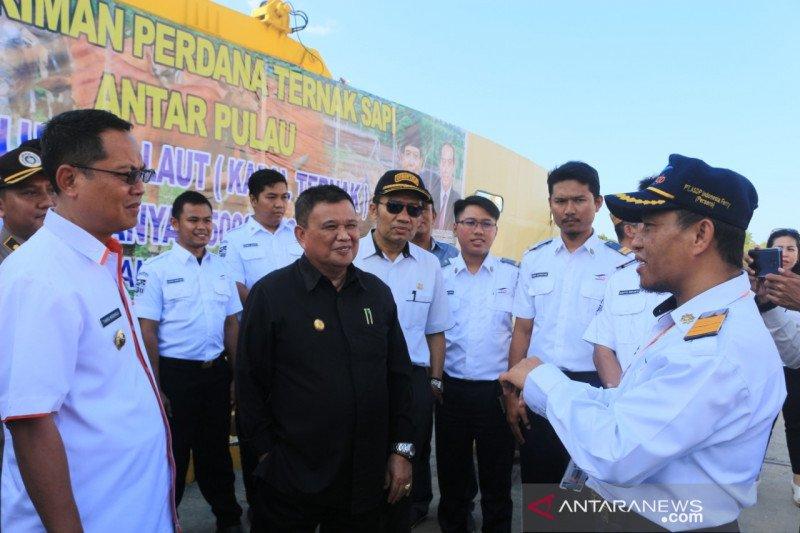 Wabup Gorontalo Utara apresiasi implementasi program tol laut
