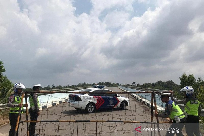Jembatan II Dompak Tanjungpinang rusak parah, anggaran belum dibahas