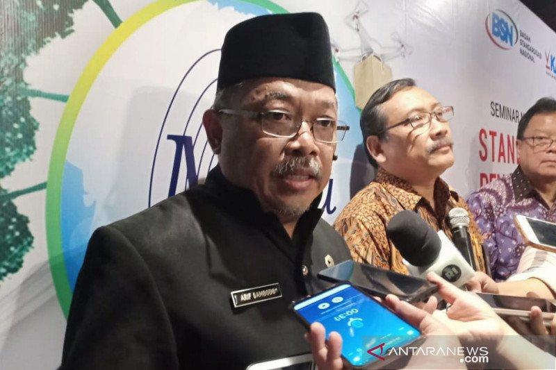 Dorong produk ber-SNI, Disperindag Jateng dampingi UMKM