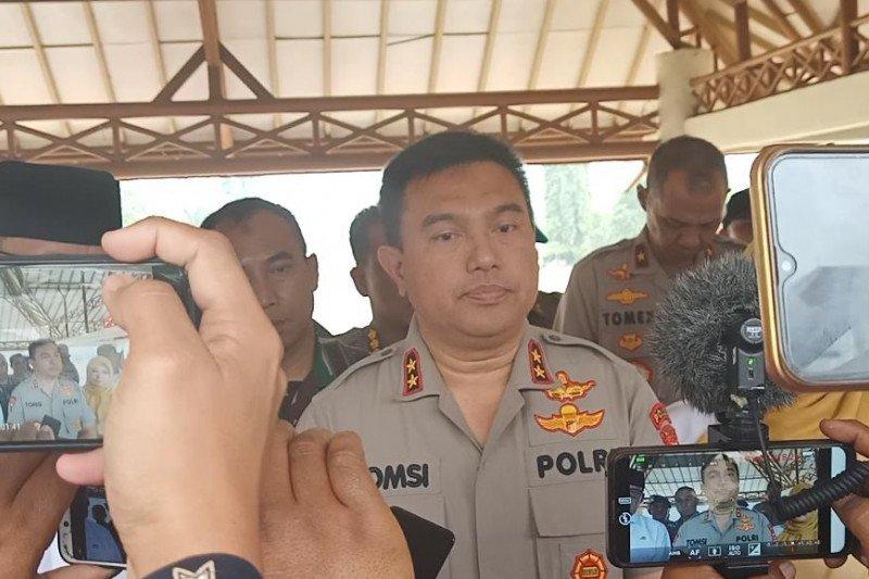 Kapolda Banten sebut penusukan terhadap Menkopolhukam di luar dugaan