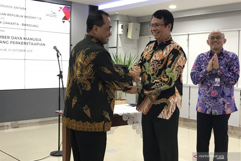Harga tiket KA Cepat Jakarta-Bandung mulai Rp300.000
