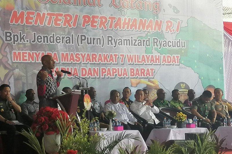 Wali Kota Jayapura minta pemerintah pusat tidak menarik pasukan TNI/Polri dari Papua