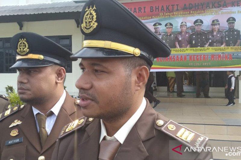 Jaksa Timika kembalikan berkas korupsi Bappeda Mimika ke polisi