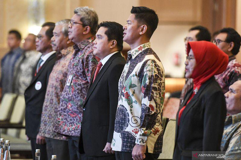 Kongres KOI sahkan empat anggota baru induk organisasi cabor