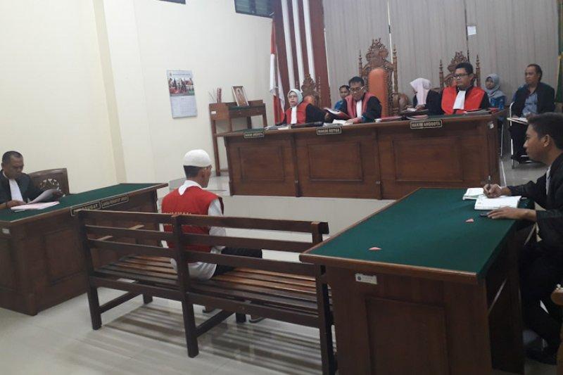 Terdakwa penyebar SARA dihukum dua tahun penjara