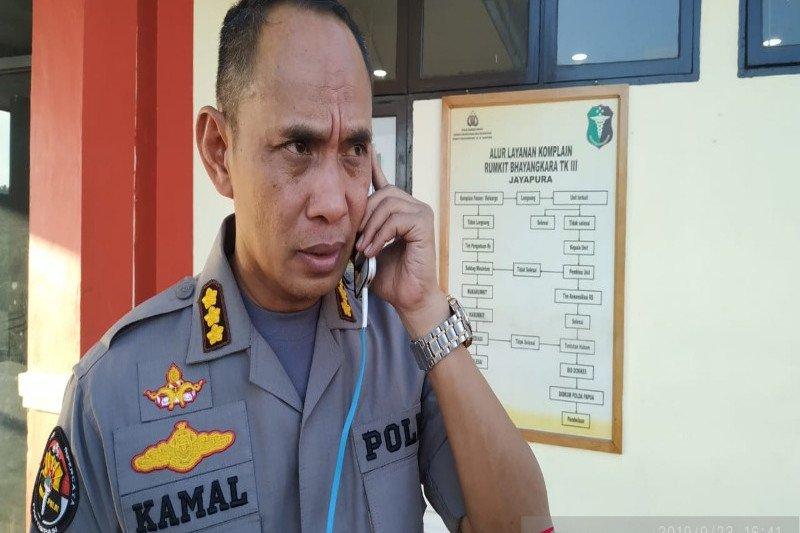 Polisi tetapkan 94 orang sebagai tersangka kasus kekerasan di Papua