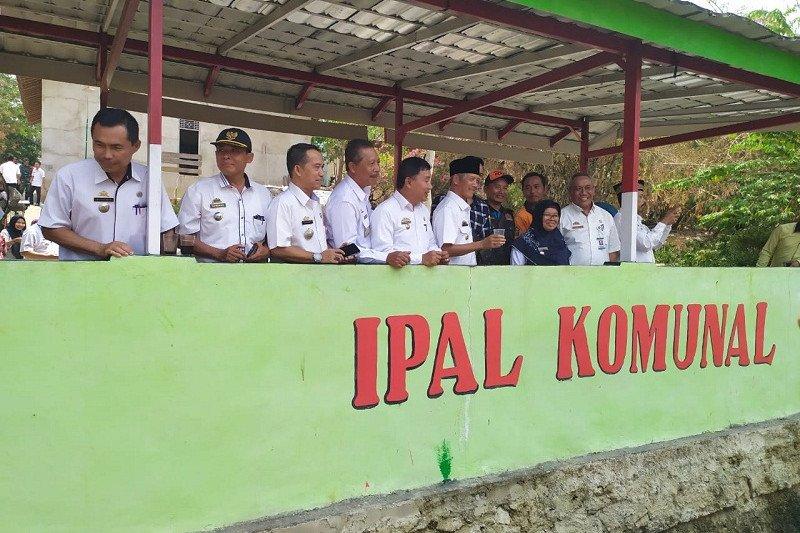 Sinergi kunci gerakan sanitasi berbasis masyarakat di Pringsewu