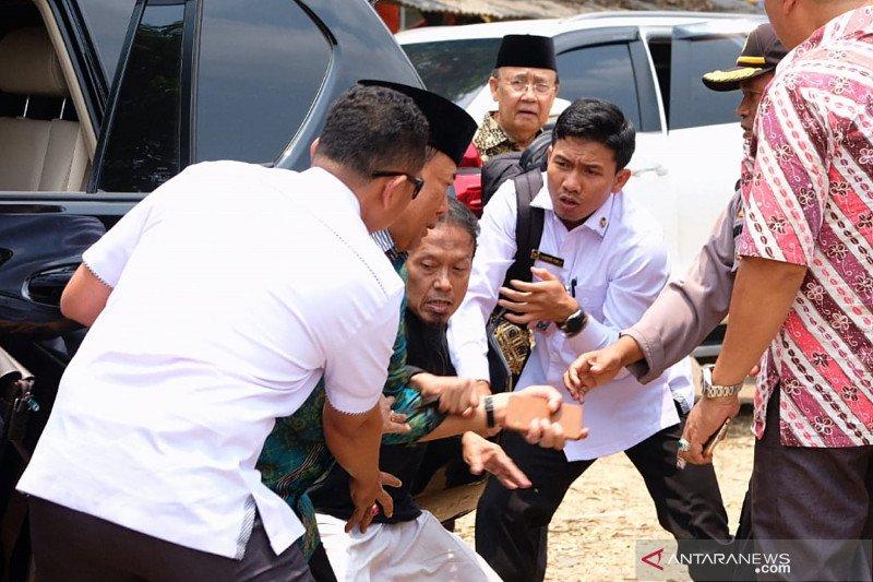 Wiranto diserang, LPSK siap lindungi para korban