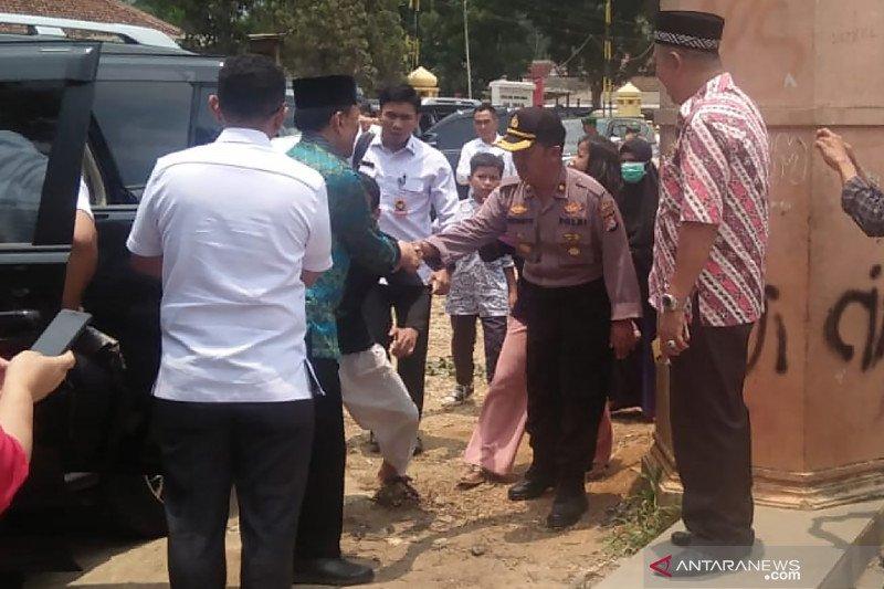 Wiranto ditusuk, Gerindra: tidak boleh ada kekerasan terhadap pejabat negara
