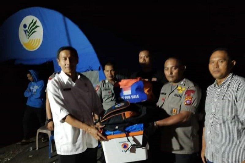 BPBD Kesbangpol Padang Panjang salurkan bantuan untuk korban kebakaran di Asrama Brimob