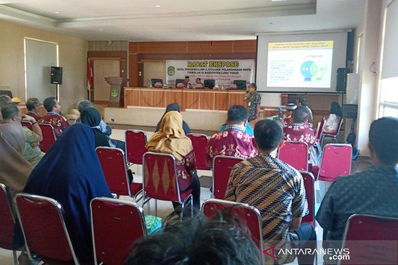 Pemkab Lutim evaluasi RKPD 2019