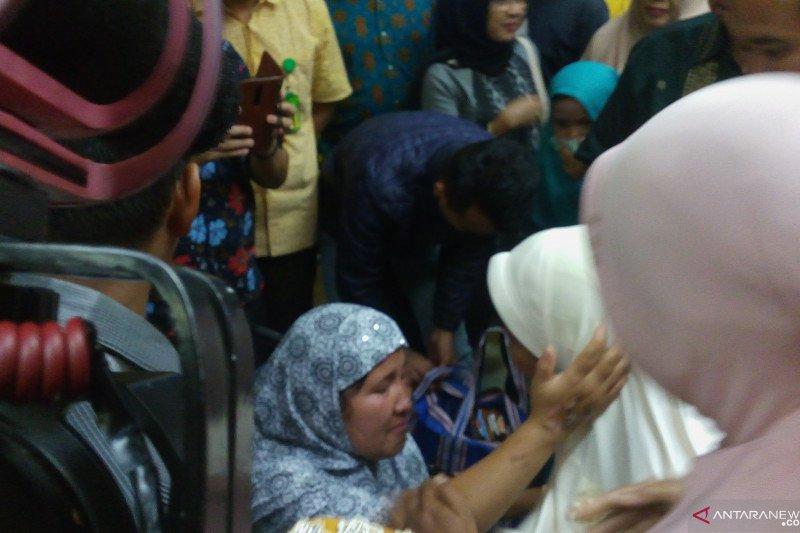Setibanya di BIM, korban Wamena langsung dirawat di RSUP M Djamil Padang