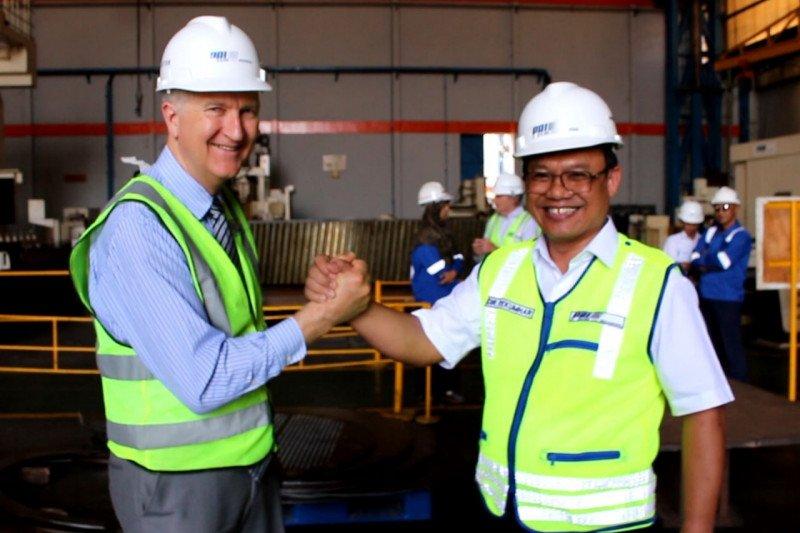 Thorcon dan PAL selesaikan kajian desain reaktor thorium di Indonesia
