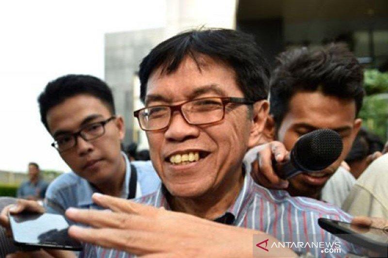 KPK jemput paksa tersangka bekas petinggi Garuda, Hadinoto Soedigno