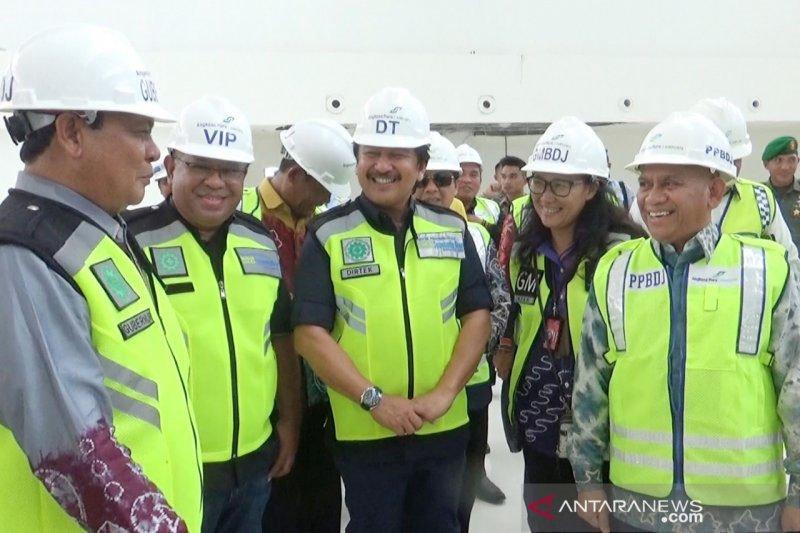 Bandara Syamsuddin Noor operasional pertengahan November