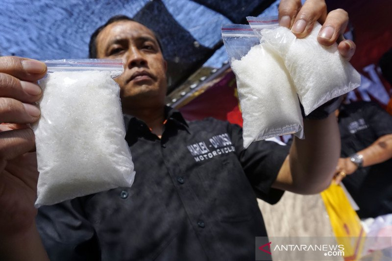 Polda NTB telusuri jaringan narkotika asal Thailand