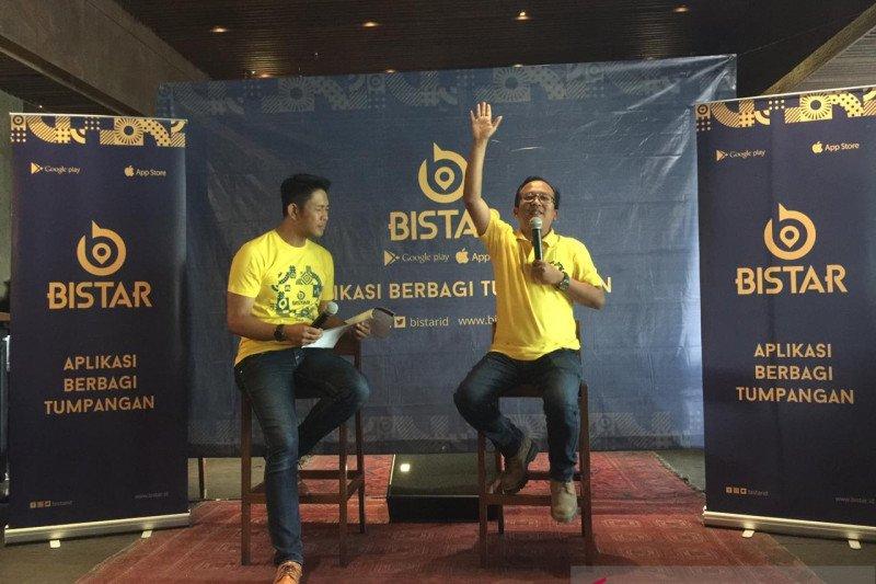Bistar menghadirkan layanan transportasi berbasis aplikasi di Jakarta