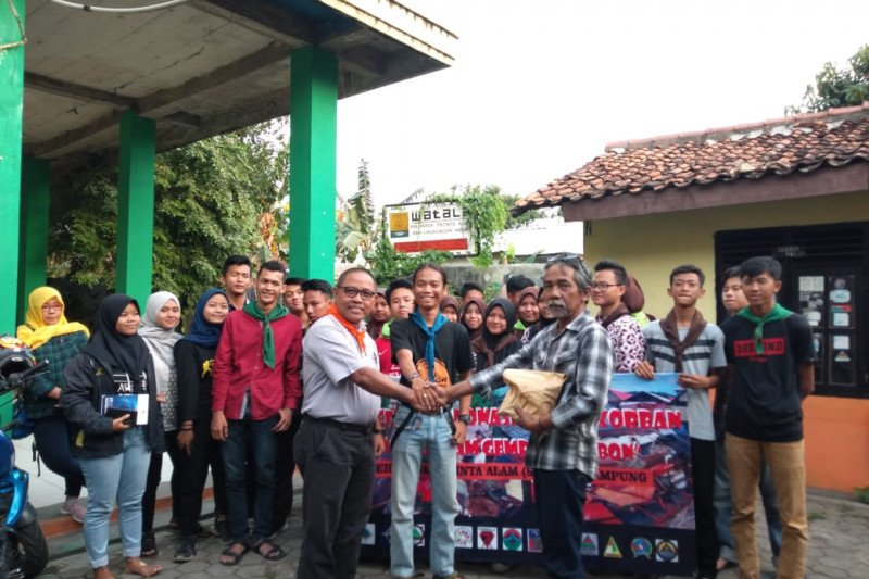 LSM Watala Lampung galang dana untuk Ambon