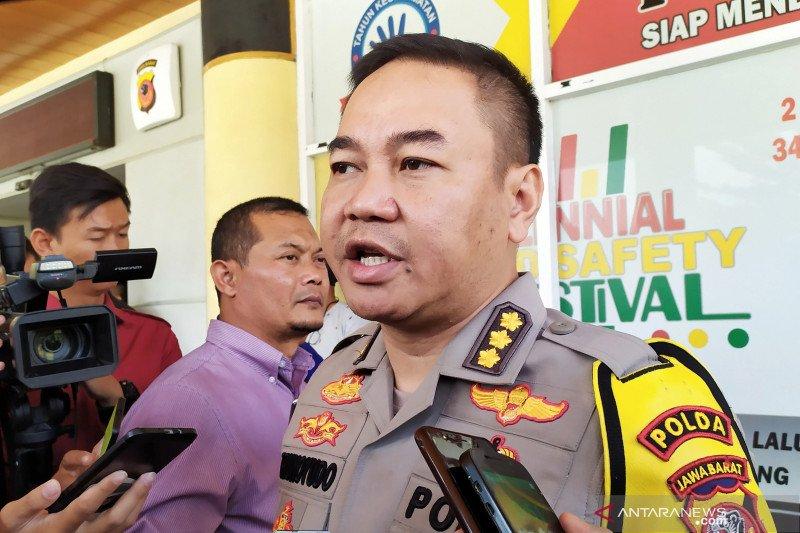 Polisi : WBN yang rumahnya digeledah di Bandung berjaringan ISIS