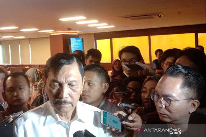Luhut sebut UEA akan investasi di Indonesia di berbagai sektor