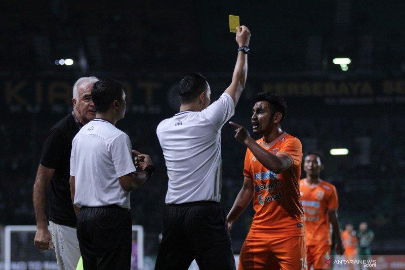 Borneo gunduli Bali United 6-0