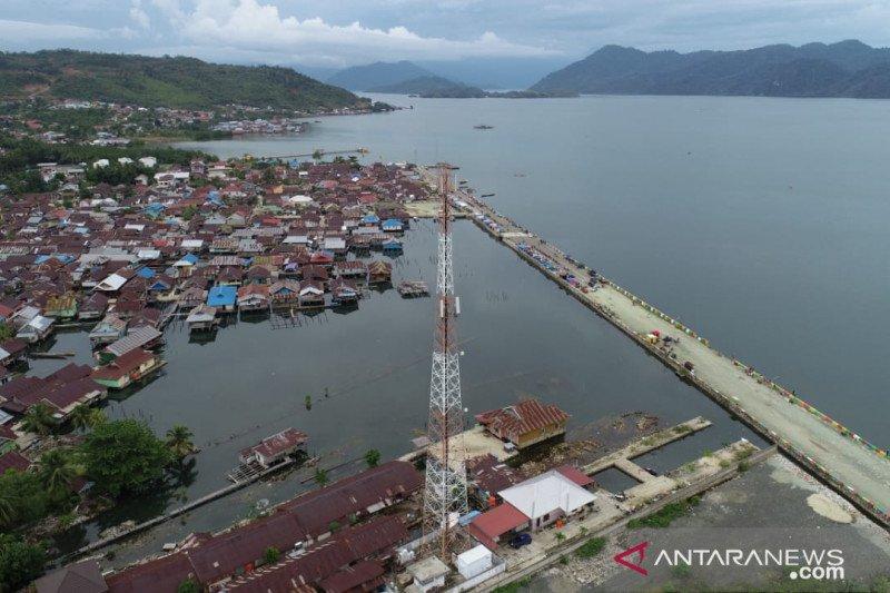 Telkomsel: Masyarakat morowali utara nikmati jaringan 4G