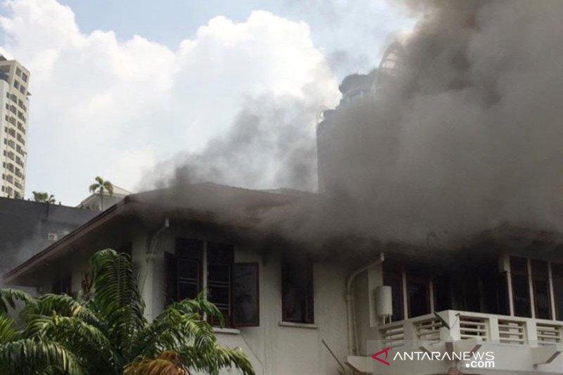 Legislator imbau libatkan otoritas Thailand investigasi kebakaran KBRI