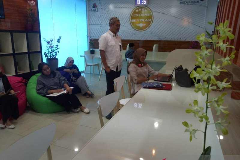 Bandara SMB II Palembang tambah  fasilitas layanan penumpang