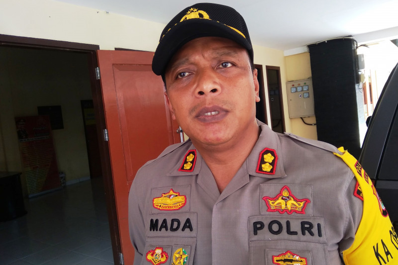 Polres Biak Numfor siapkan 215 personel pengamanan pelantikan anggota DPRD