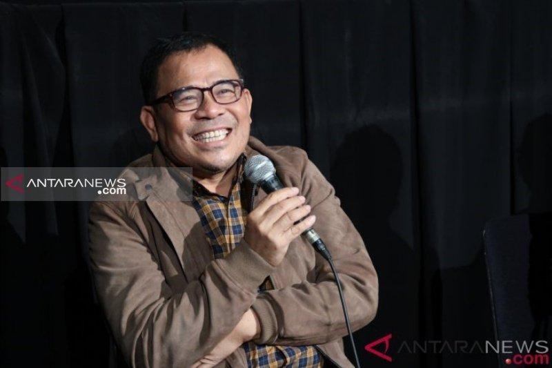 Sutradara kawakan Garin Nugroho merasa filmnya tak cocok di ajang Oscar