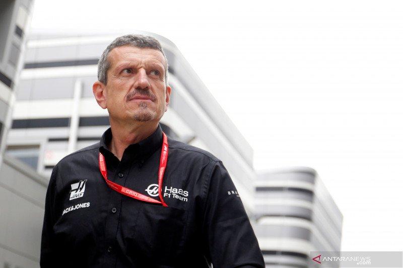 Bos tim Haas kena denda karena menghina steward di GP Rusia