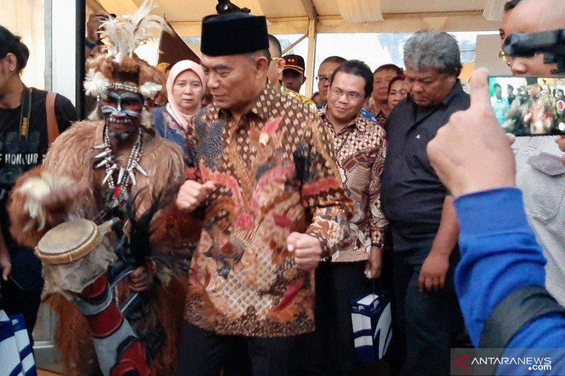 Tutup PKN 2019, Mendikbud minta doakan Wiranto, Maluku dan Papua