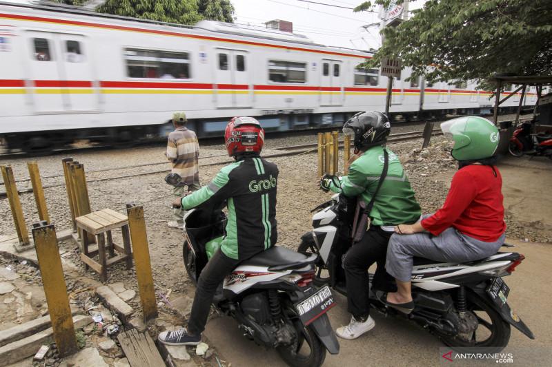 KAI akan evaluasi perlintasan kereta jalur Depok