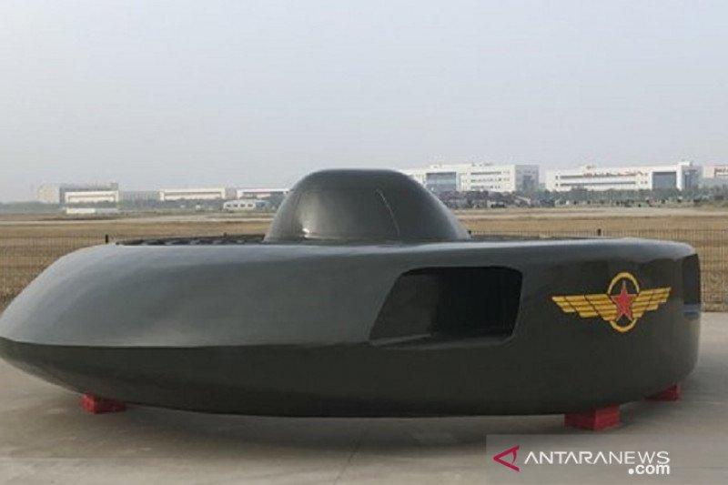 China uji coba helikopter mirip piring terbang