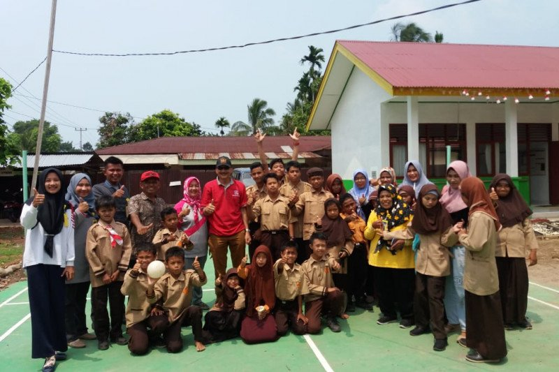 Bupati Hendrajoni kunjungi SLBN 1 Lengayang