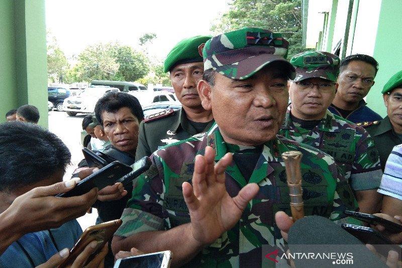 Pangdam XIV Hasanuddin imbau prajurit dan masyarakat bijak di media sosial