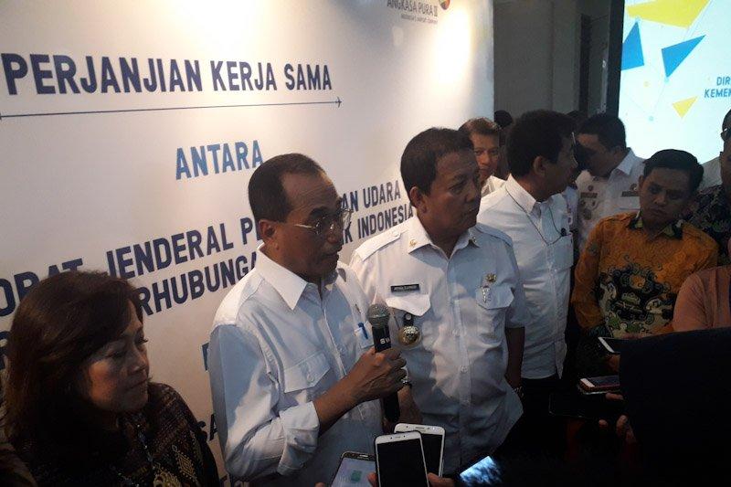 Bandara Radin Inten II Lampung resmi dikelola AP II