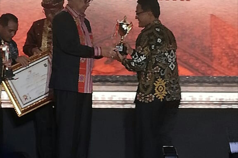 Pemkab Agam raih inovative government award 2019
