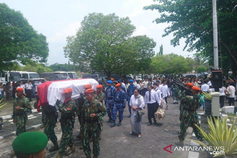 Penerjun pertama asal Kalteng ini diusulkan sebagai Pahlawan Nasional