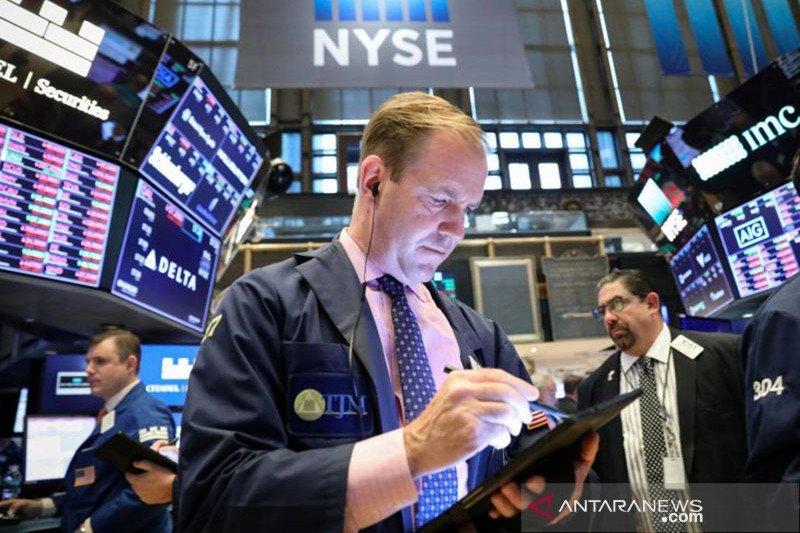 Wall Street ditutup lebih tinggi karena optimisme perdagangan