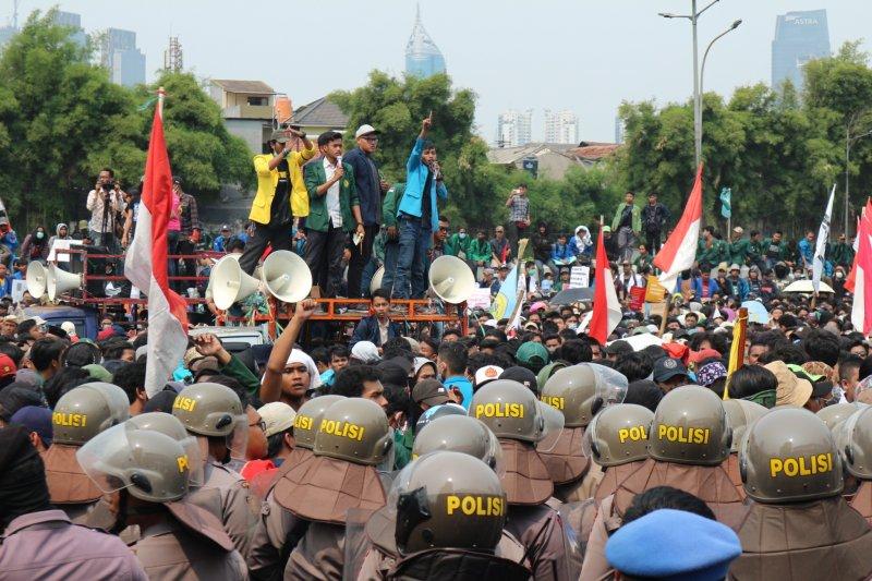 Aliansi Mahasiswa bantah akan aksi turun ke jalan besok