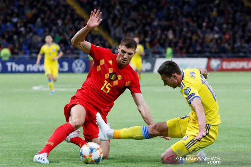Belgia target sapu bersih kemenangan di Grup I