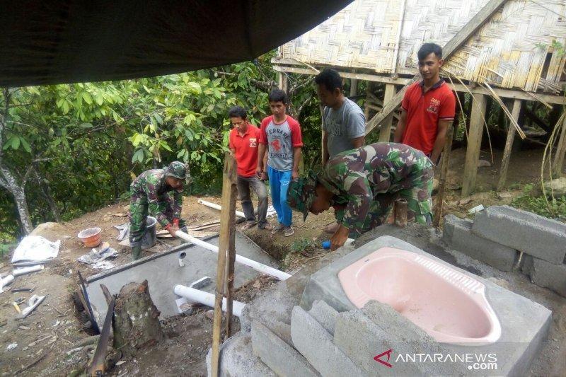 Prajurit TNI diharap tinggalkan kesan positif di lokasi TMMD