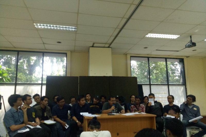 """Aliansi mahasiswa sampaikan """"Surat Cinta"""" kepada rektor seluruh Indonesia"""