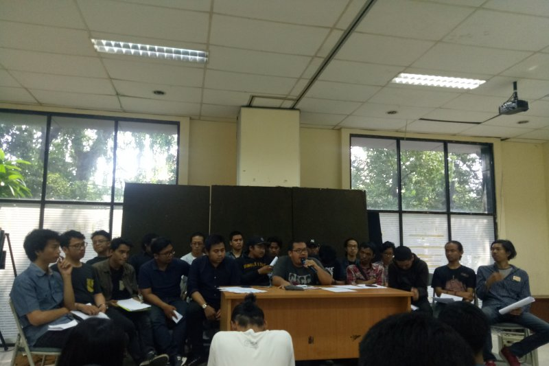 Aliansi Mahasiswa  minta polisi buka data pedemo ditangkap