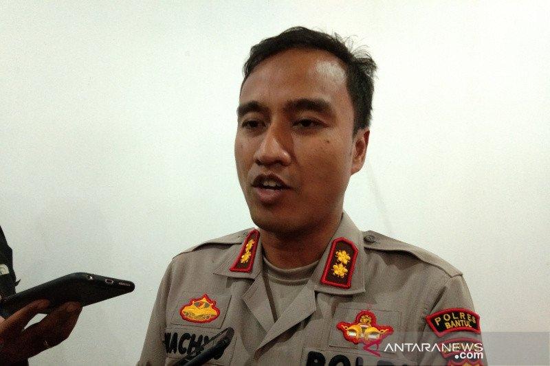 Polres Bantul siagakan personel saat pelantikan presiden 20 Oktober